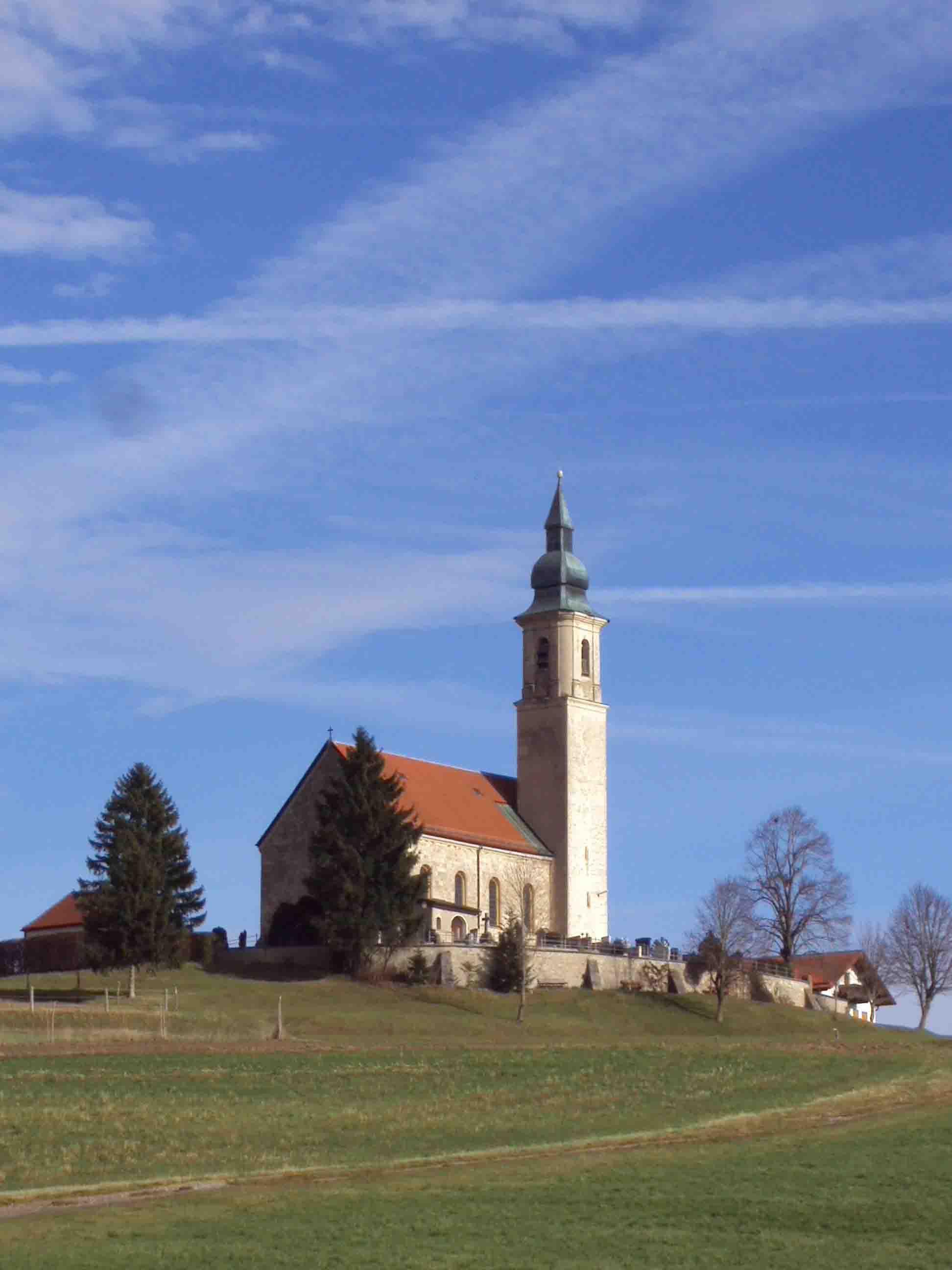 Kirche Alxing