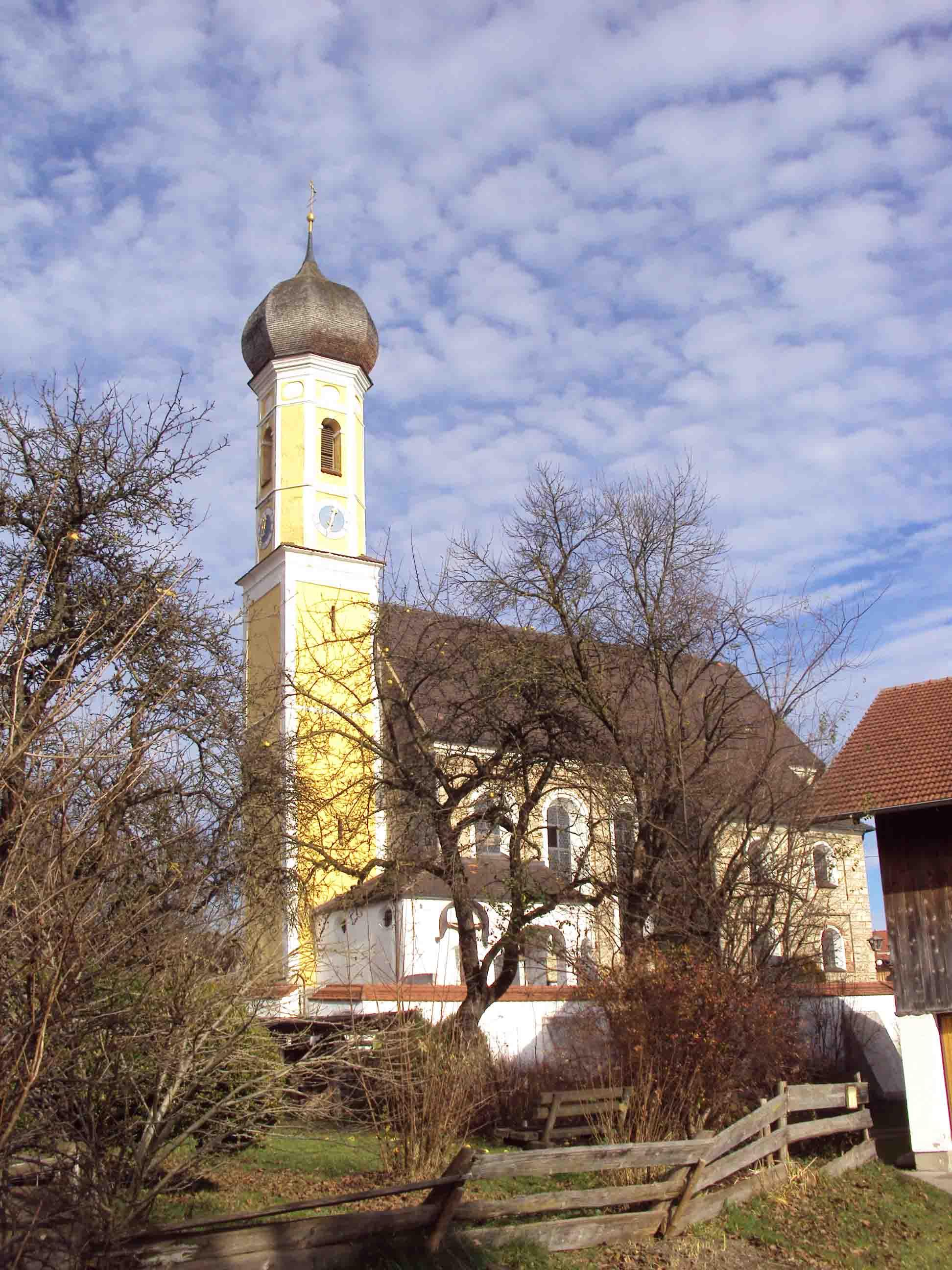 Kirche Frauenreuth