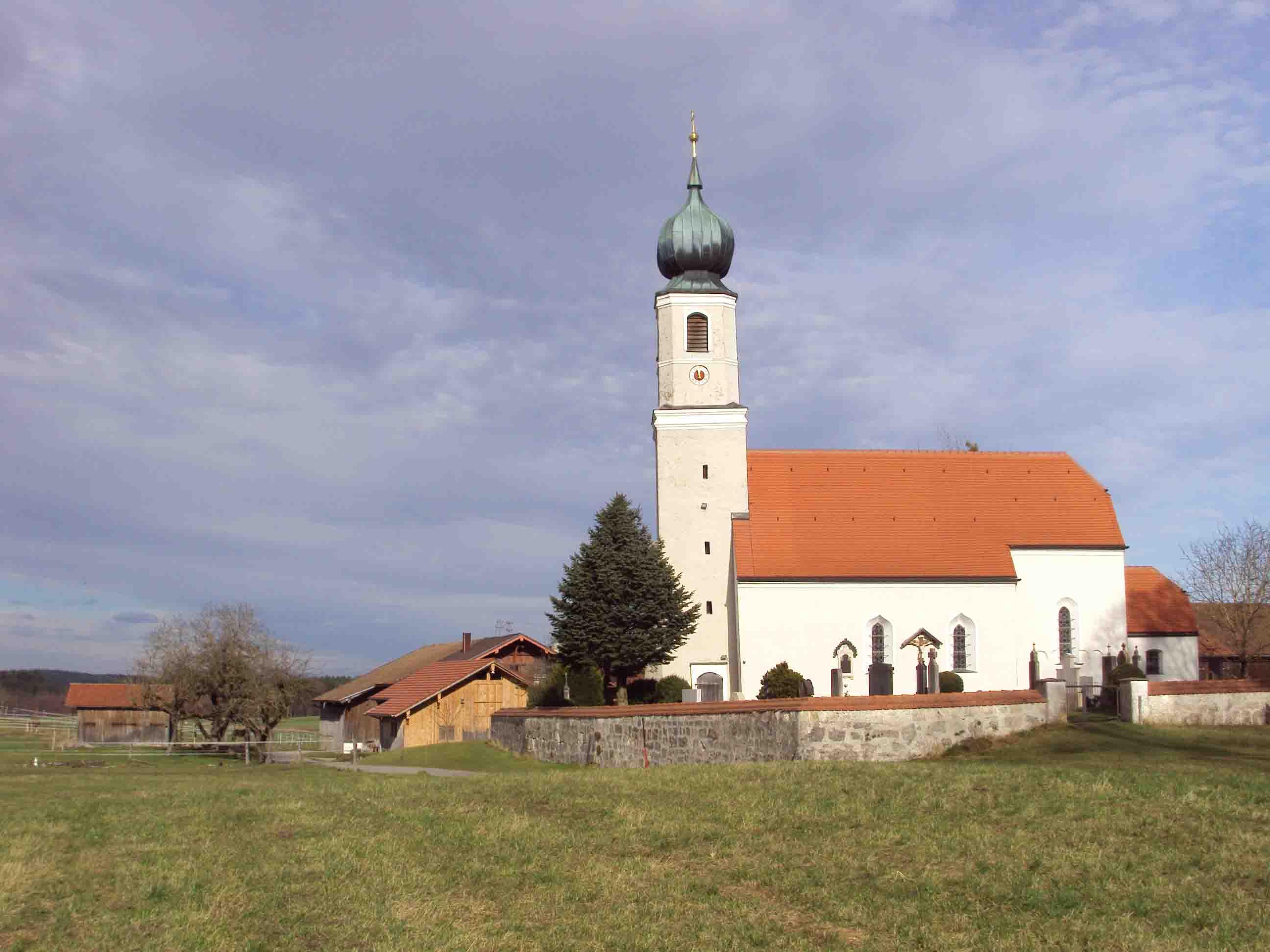 Kirche Kreuz