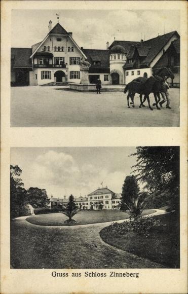Zinneberg - vor 1916
