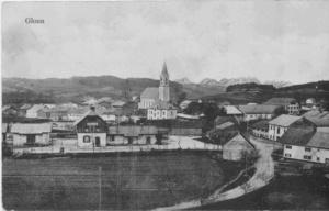 32- ca 1900 mit Bahnhof