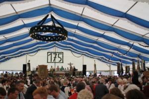 Dorffest 2016 - 175 Jahre Schützen