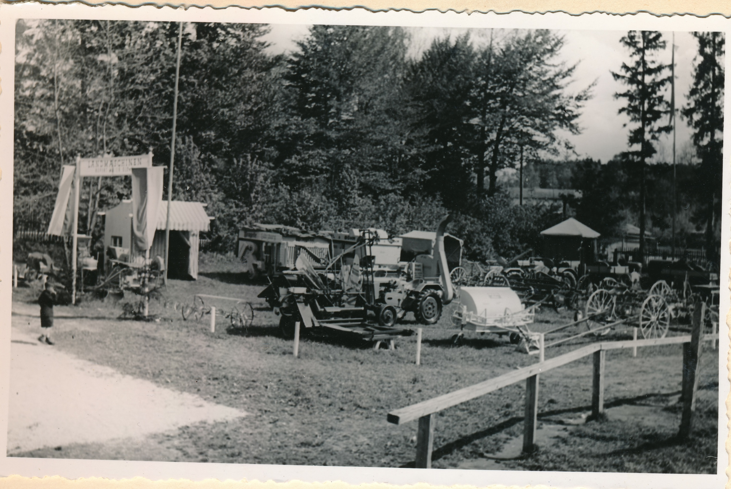 Landmaschinenausstellung