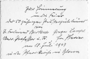 GM008-13 Notiz Priesterjubiläum