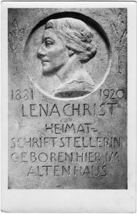 GM433-04 Lena Christ GebHsTafel (Large)