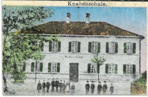 GM716-02 Knabenschulhaus