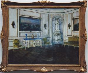 uZi41-04 Schlosssaal Gemälde
