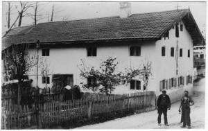 k-GM772-04 Schmiedhans Haus ~1910