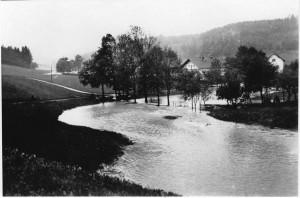 k-GS596-04 Hochwass b Wiesm 1940