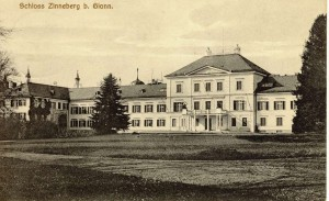 k-uZi04-34 Zinn v Schlosspark