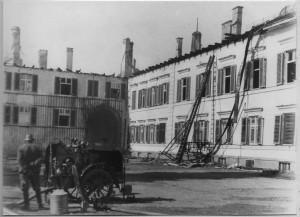 k-uZi04-64 Zinn nach d Brand 1938
