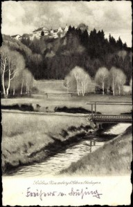 k-uZi60-04 Zinn v d Filzen Gemälde