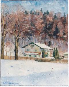 k-uZi92-04 Lanzenb-Hs Gemälde