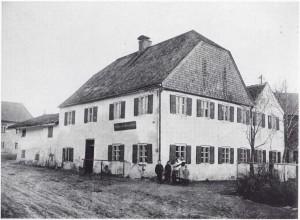 k-GO012-04 alte Lanz ~1898