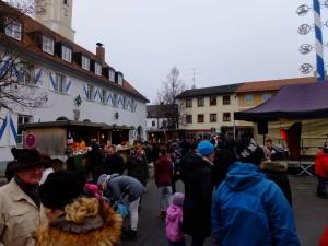 Glonner Marktweihnacht - Christkindlmarkt  2016 (13)