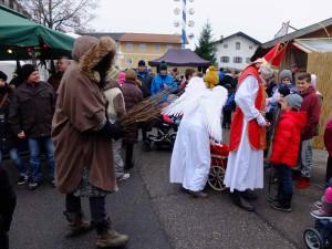 Glonner Marktweihnacht - Christkindlmarkt  2016 (2)