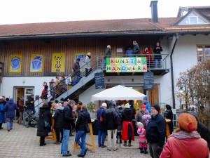 Herrmannsdorf Weihnachtsmarkt Kunst und Handwerk 2016 (18)