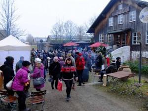 Herrmannsdorf Weihnachtsmarkt Kunst und Handwerk 2016 (8)