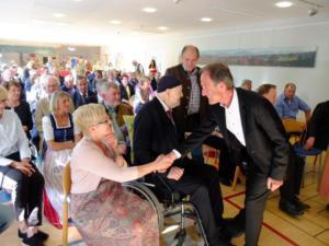 Ehrenbürger Martin Esterl (67)