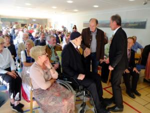 Ehrenbürger Martin Esterl (72)