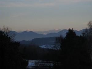 Mattenhofen im Winter
